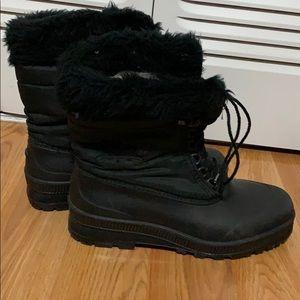 ✨💥50% sale promo💥✨ Sorel Black Winter Boots